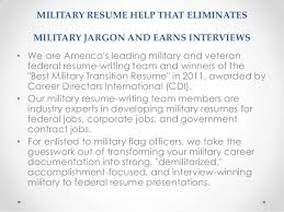 Military Resumes Amazing Military Resume Writing