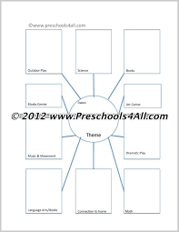 Curriculum Web Template Preschool Lessonn Book With Objectives Free ...