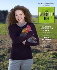 Mulberry Tree magazine Winter 2016 by St. Mary s College of.
