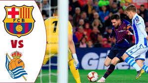 Барселона - Реал Сосьедад Обзор Матча Ла Лига 16.12.2020 - YouTube