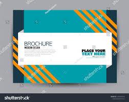 School Billboard Design Flyer Brochure Billboard Template Design Landscape Stock