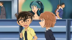 Detective Conan fan-art based on File 906 (a yet to be animated scene) Ai:  A...