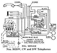 western electric products telephones older models than the  302bw cw dw