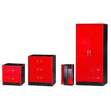 red bedroom furniture. great red and black gloss bedroom furniture 77 in home decorating ideas with