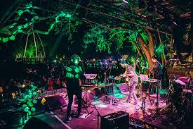 colour sound lights 2016 secret garden party with close to 500 moving lights photo of