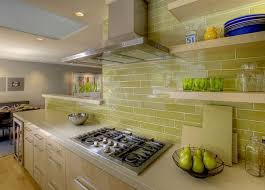 size dining room soft green kitchen subway soft green backsplash tiles wooden laminate shelves and