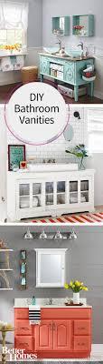 Bathroom Vanity Diy 17 Best Ideas About Diy Bathroom Vanity On Pinterest Tv Stand