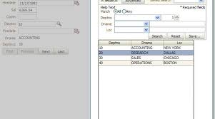 List Of Values Jdeveloper 11g Model Based Viewobject List Of Values And