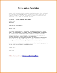Resume Decent Cover Letter One Page Resume Templates Cover