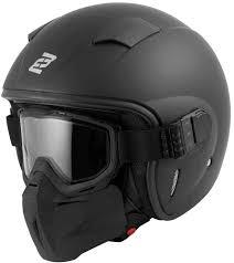 Bogotto Of539 Jet Helmet
