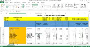 Project Estimate Template Excel Project Cost Tracking Excel Template Engineering Management