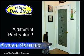 pantry doors can be ready made or custom the glass door etched abstract glass pantry pantry doors with frosted glass etched