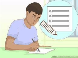 ways to become a paid writer wikihow image titled become a paid writer step 2