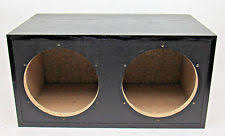 kef psw 2150. kef c55 enclosure box only black excellent condition kef psw 2150