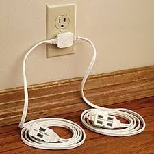 best ideas about extension plug extension cords double extension cord flat wall plug for behind bed sofa buffet