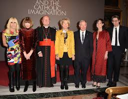 Your complete guide to andrew bolton; The Met S Heavenly Bodies Rome Press Presentation Fashion Week Online