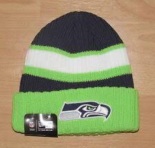 New Era Seattle Seahawks NFL вентилятор кепка, шапки | eBay