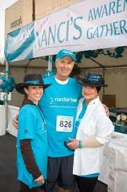 Meet Kelli Sargeant, Founder of Ovarian Cancer Walk Run For Her ...