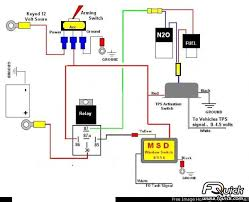 nitrous relay question re nitrous relay question here is a new diagram to help