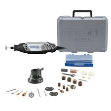 Dremel Speed Chart 3000 Series 1 2 Amp Variable Speed Corded Rotary Tool Kit With 25 Accessories And Carrying Case