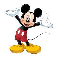 mickey mouse giant wall sticker