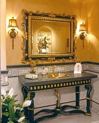 gold bathroom light fixtures captivating plug in wall sconce home depot plug in vanity light bar brown wall and mirror with design and vase with plant and
