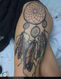 Meaning Of Dream Catcher Tattoos WOLVES AND DREAMCATCHERS wolf dreamcatcher meaning image search 39
