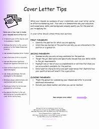 50 Elegant Sample Cover Letter For A Curriculum Vitae Resume