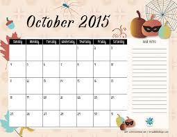 Vector Black And White Library Calendar October 2015 Rr Collections