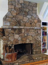 fieldstone hearth - Google Search  Stone FireplacesRemodeling ...