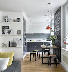 Raised Kitchen Floor Ideas To Decorate Scandinavian Kitchen Design