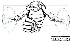 Coloring Pages Leonardo Ninja Turtle Coloring Sheet Pages Teenage