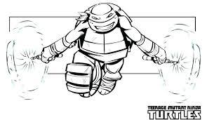 Coloring Pages Leonardo Ninja Turtle Coloring Sheet Pages Teenage