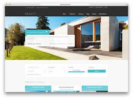 real state template real estate agent website templates 40 best real estate wordpress