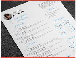 Great Resume Templates Enchanting Best Free Resume Templates In PSD And AI In 28 Colorlib