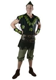 Plus Size Peter Pan Costume