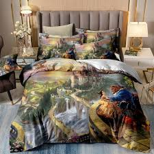 beast duvet covers bedding set