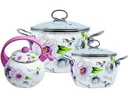 <b>Набор эмалированной посуды</b> 5384 VISSNER