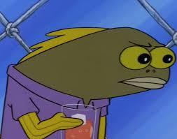Memes Vault SpongeBob Memes – Fish Face via Relatably.com