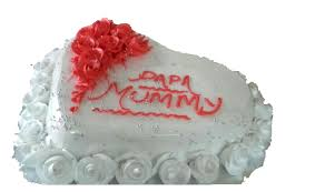 Online Anniversary Cake For Your Loving Parents In Ajmer Giftzbag