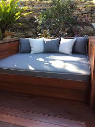 Built In Bench Cushions Cushion Factory