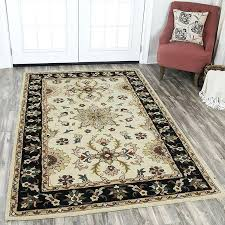 rugs beige ivory hand tufted rug wool latest bedding polyester shedding hand tufted runner x 8 rug process