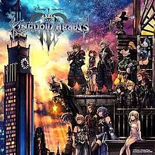 Kingdom Hearts Character Chart Kingdom Hearts Iii Wikipedia