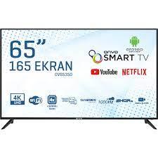 Onvo OV65350 65'' 165 Ekran Uydu Alıcılı 4K Smart LED Tv Fiyatı