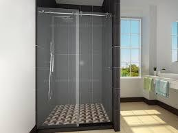 magnificent modern sliding glass shower doors and cost of sliding glass shower doors glass shower doors