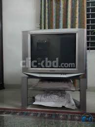sony tv 29 inch. 29 sony trinitron crt tv with stand | clickbd large image 0 sony tv inch