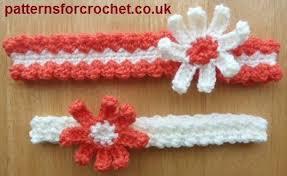 Crochet Baby Headband Pattern New Free Crochet Baby Headband Patterns Karla's Making It