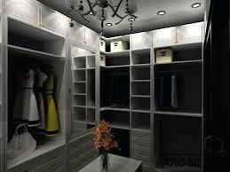 Bedroom Walk In Closet Designs Interesting Design