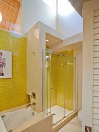 bathroom tiles yellow yellow tile houzz