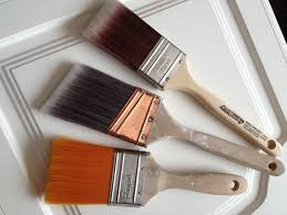 best paint brush for kitchen cabinets best way to paint